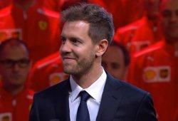 """Vettel: """"El SF71H supone un gran paso adelante respecto a 2017"""""""