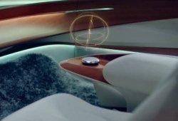 Volkswagen muestra un nuevo adelanto del I.D. Vizzion Concept