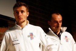 """Williams se sacude las críticas: """"Sirotkin va a sorprender"""""""