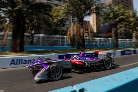 Lynn penaliza diez puestos en la parrilla del ePrix de México
