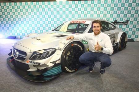Dani Juncadella, sexto piloto de Mercedes en el DTM 2018