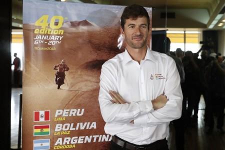 Marc Coma deja el cargo de director deportivo del Dakar