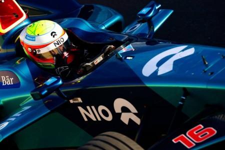 NIO Fórmula E renuncia al primer test del Spark SRT-05
