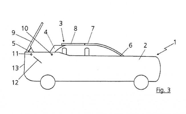 Audi patenta un SUV descapotable