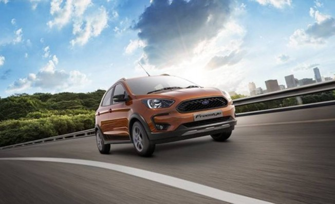Ford Freestyle 2018