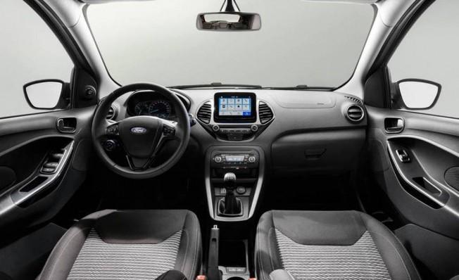 Ford Ka+ 2018 - interior