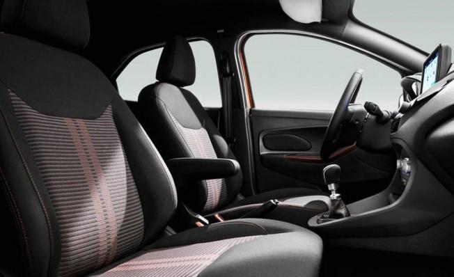Ford Ka+ Active 2018 - interior