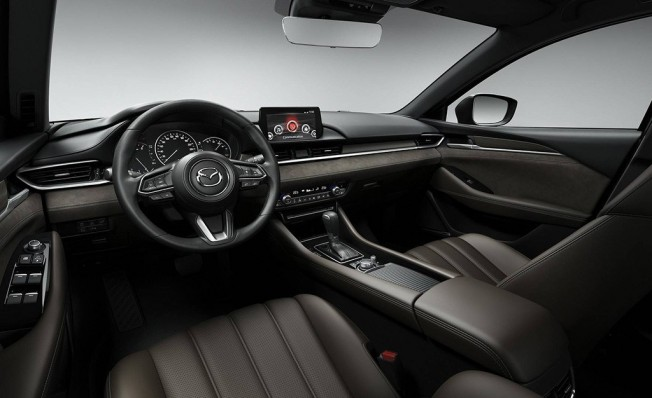 Mazda6 Wagon 2018 - interior