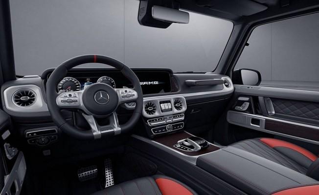 Mercedes-AMG G 63 Edition 1 - interior