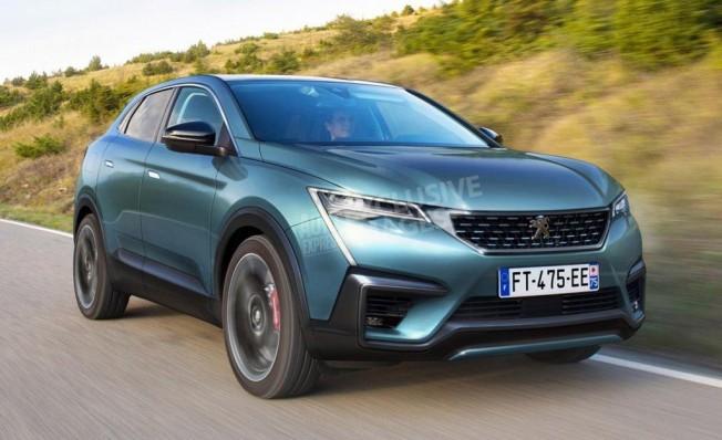 El Nuevo Peugeot 4008 Llegara En 2020 Un Suv Coupe De Imagen