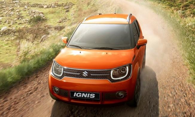 Suzuki Ignis - frontal