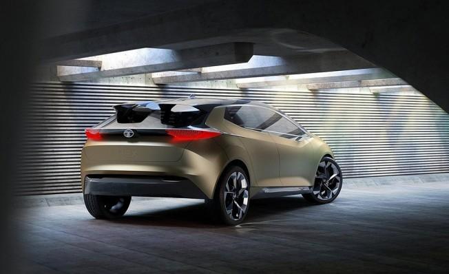 TATA 45X Concept - posterior