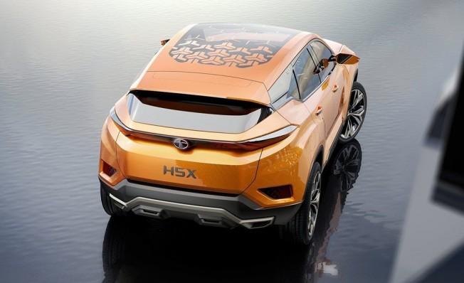 TATA H5X Concept - posterior