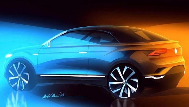 Volkswagen T-Roc Cabrio 2020 - adelanto