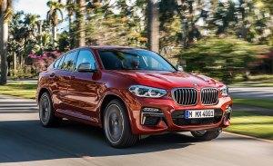 El BMW X4 2018 ya tiene precios en España: las primeras unidades llegan en verano