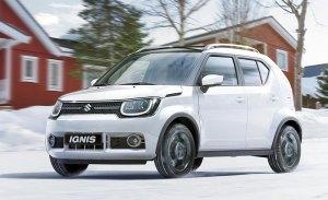 El pequeño Suzuki Ignis estrena precios