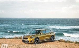 Prueba BMW X2, no hay dos sin tres