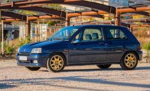 El Renault Clio Williams más caro de la historia