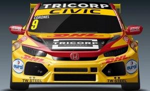 Tom Coronel, rumbo al WTCR con Boutsen Ginion Racing