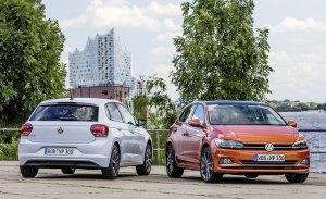 Alemania - Enero 2018: La nueva generación impulsa al Volkswagen Polo