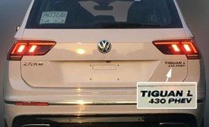 Volkswagen trabaja en un Tiguan Allspace híbrido para China