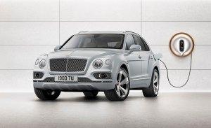 El nuevo Bentley Bentayga Hybrid se presenta en sociedad