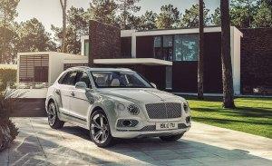 Filtrado el Bentley Bentayga Hybrid antes de su debut en Ginebra