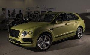 Bentley Bentayga Pikes Peak: listo para la ascensión por carretera más exigente