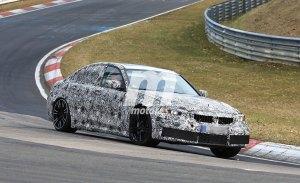 El desarrollo del nuevo BMW M3 2019 se traslada a Nürburgring