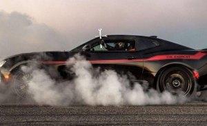 El Hennessey 'The Exorcist' prueba que bate al Dodge Demon contra el crono