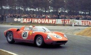 La historia de Le Mans: rosso intenso (1958-1963)