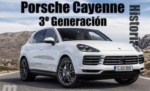 Porsche Cayenne III: la tercera generación más avanzada para continuar siendo un líder