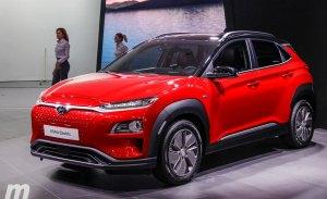 El nuevo Hyundai Kona Eléctrico en vivo desde Ginebra 2018