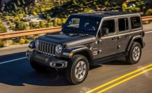 Los nuevos Jeep Wrangler y Cherokee 2019 se estrenan en Ginebra 2018