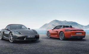 Porsche se enfrenta a un gran dilema: la renovación o no de los 718 Cayman y 718 Boxster