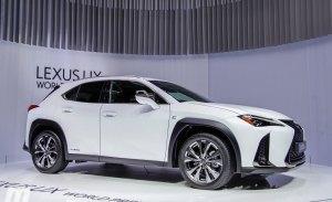 El nuevo Lexus UX desvelado oficialmente en Ginebra 2018