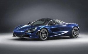 MSO lleva al Salón de Ginebra una creación única del McLaren 720 S Atlantic Blue
