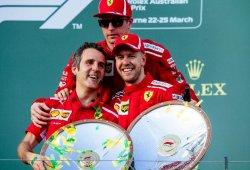 ¿Qué provocó el fallo de Mercedes? Así ganó Ferrari el GP de Australia