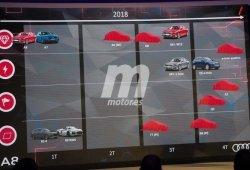Audi confirma los lanzamientos de los nuevos Q3, Q8, SQ2 y Q5 e-tron en 2018
