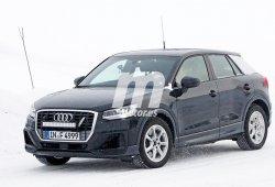 El esperado Audi SQ2 se destapa a pesar del frío