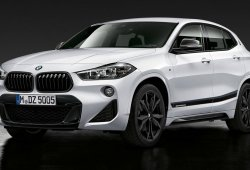 El nuevo BMW X2 ya luce con los accesorios M Performance