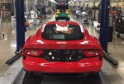 La factoría del Viper será el nuevo hogar de la colección de clásicos Chrysler