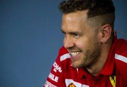 """Vettel: """"Tuvimos algo de suerte, pero hay que aprovecharla"""""""