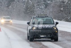 Fiat continúa con la puesta a punto y el restyling del 500X en el norte de Europa