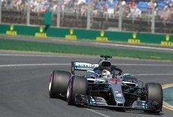 Hamilton marca la pole por un mundo en el primer GP de 2018