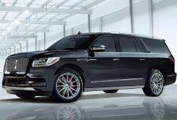 Hennessey Performance pone en su punto de mira al Lincoln Navigator