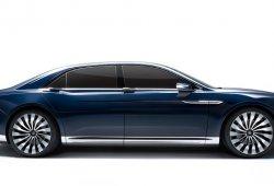 El Lincoln Continental contará con puertas suicida en un futuro