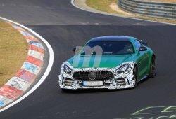 Mercedes-AMG GT R Clubsport: confirmada futura versión lightweight del GT R