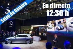 En directo: las novedades de Mercedes, Mercedes-AMG y Smart desde Ginebra 2018