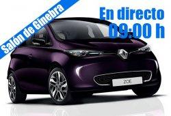 En directo: las novedades del Grupo Renault desde Ginebra 2018